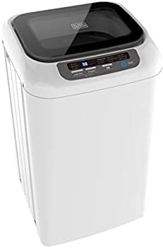 Black+Decker 0.84-cu ft Portable Top-Load Washer