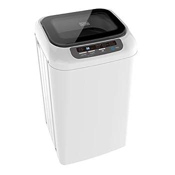 BLACK+DECKER BPWH84W Washer Portable Laundry White