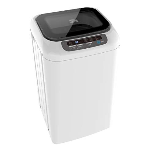 BLACK+DECKER BPWH84W Washer Portable Laundry, White