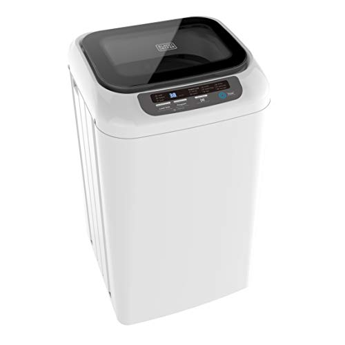 BLACK+DECKER BPWH84W Washer Portable Laundry, White