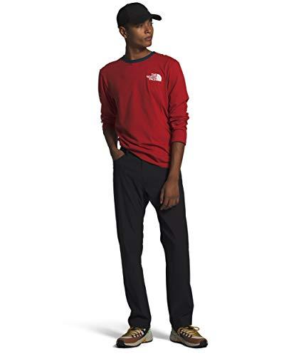 The North Face Men's Sprag 5-Pocket Pant, TNF Black, 32, LNG