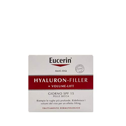 Eucerin Hyaluron Filler + Volume Lift Tagespflege Trockene Haut, 50 ml
