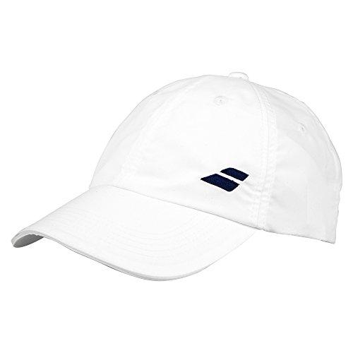Babolat Cap JR Bassic Logo White 2017