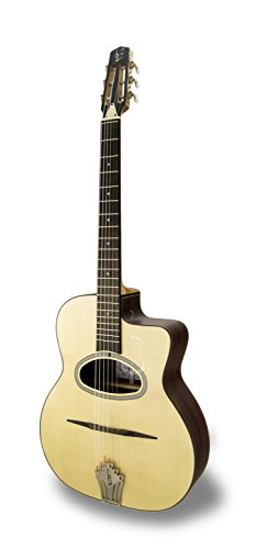 APC JMD300 PSI Jazz Manouche D Hole Gitarre