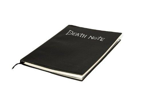 Death Note - Light Buch / Notizbuch NEU (Bedruckt wie im Anime) mit Geschenkverpackung