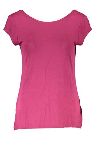 Guess Jeans T-Shirt Maniche Corte Donna+[W63P0QK4PT0]+[Viola]+[G529]