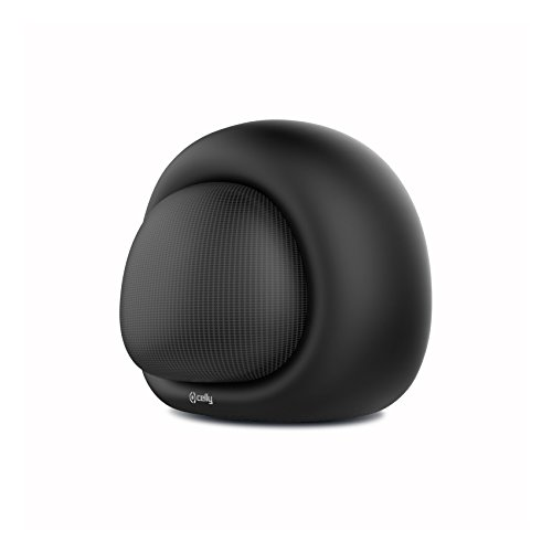 Celly COLORSPEAKER01 Altoparlante Wireless in Plastica, Bluetooth