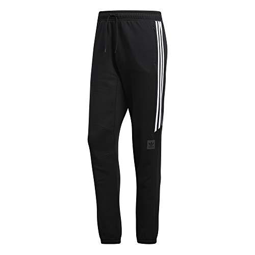 adidas Tech Sweatpant Hose, Herren, Schwarz (Schwarz/Weiß)