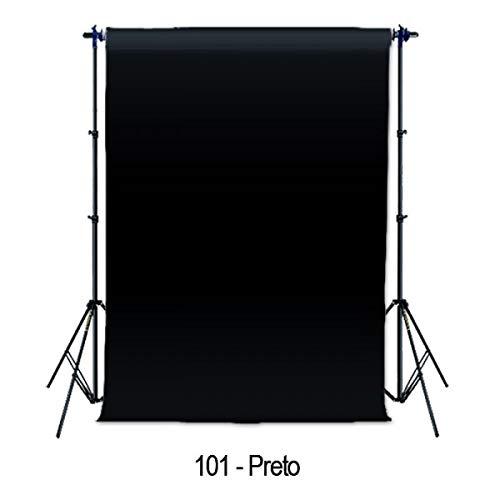 Fundo Infinito Fotográfico 2,70 x 11,0 m - Preto