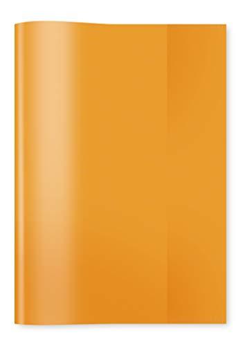 HERMA 7484 - Fundas para cuadernos (DIN A5, 25 unidades), color naranja