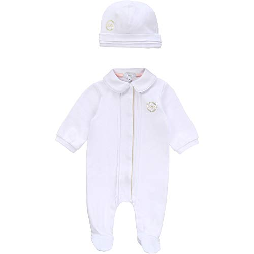 Set aus Pyjama und Mütze Bosss für Babys