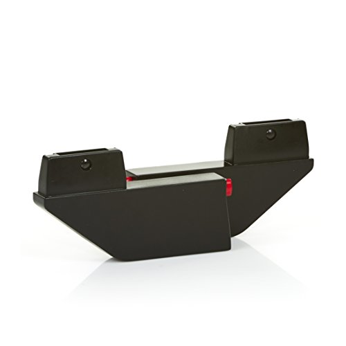ABC DESIGN 9130600 Adapter Zoom second Carrycot Adaptateur, Noir
