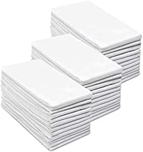 Simpli-Magic 79146 Flour Sack Towels, 28''x28'', White, 15 Pack