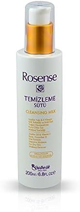 Rosense 洛神诗 玫瑰丝滑洗面奶200ml(进)