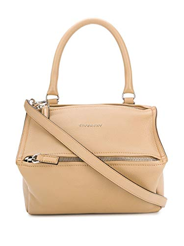 Luxury Fashion | Givenchy Dames BB05251013280 Beige Leer Handtassen | Lente-zomer 20