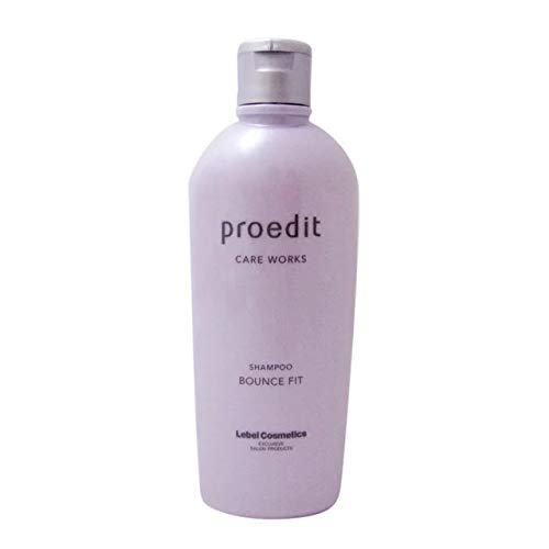 Lebel Cosmetics ProEdit Home Charge Shampoo Bounce Fit - 300ml
