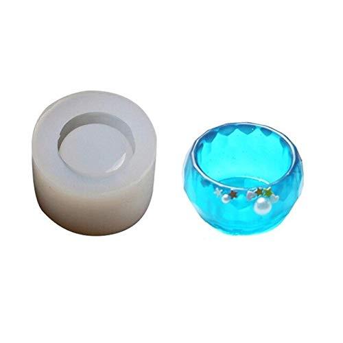 ADSIKOOJF nieuwe DIY kleine kom siliconen mal handgemaakte schotel container plaat kristal epoxy UV hars droge bloem schimmel huisdecoratie ambachten