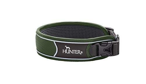 HUNTER 4016739675965 Divo Green Collar 35-45cm, Grün