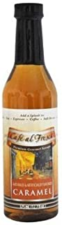 Cafe al Fresco - Gourmet Caramel Syrup, 12.7 oz Bottle