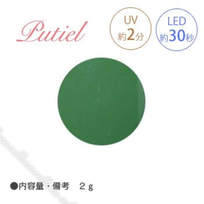 ウェーハこどもの日軽食Putiel プティール カラージェル 239 カーキ 2g
