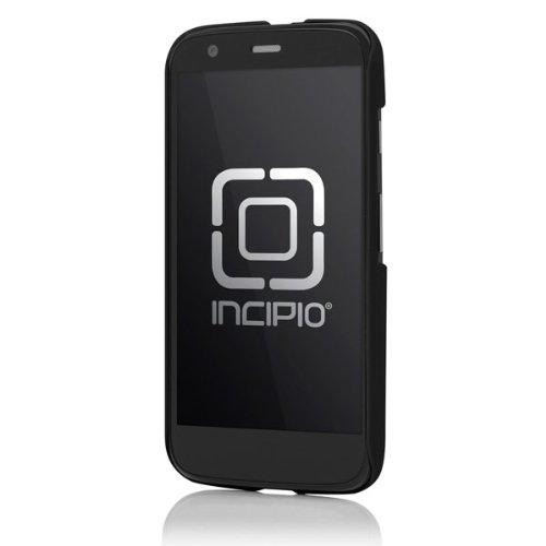 Incipio Feather Case for Motorola Moto G - Retail Packaging - Black