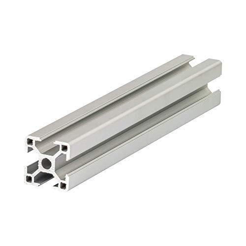 Systemprofil Aluminium Profil 3030 Nut 8 Montageprofil Stangenprofil Strebenprofil Nutprofil Bauprofil 30x30