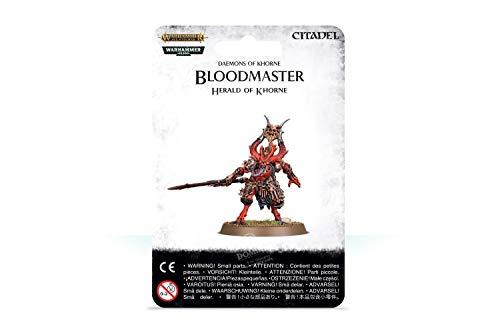 Warhammer 40,000: Daemons of Khorne: Bloodmaster, Herald of Khorne