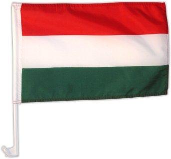 Flags4You Autofahne Autoflagge Ungarn 30 x 45 cm