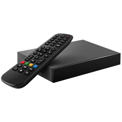 mag 520w3 Original Infomir & DM-Digital, MAG520w3 Linux 4K IPTV Set Top Box Multimedia Player Internet TV Receptor IP # 4K UHD 60FPS 2160p@60 FPS HDMI 2.1# HEVC H.265 # Arm Cortex-A53 + Cable HDMI