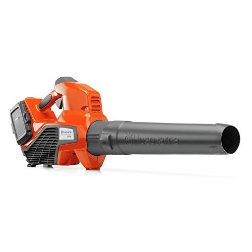 Husqvarna 320iB Cordless Electric Blowers, Orange/Gray