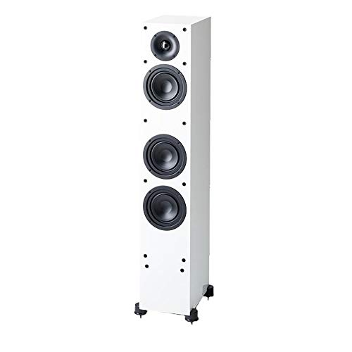 Paradigm Monitor SE 3000F Floor Standing Speaker in Gloss White (Single)