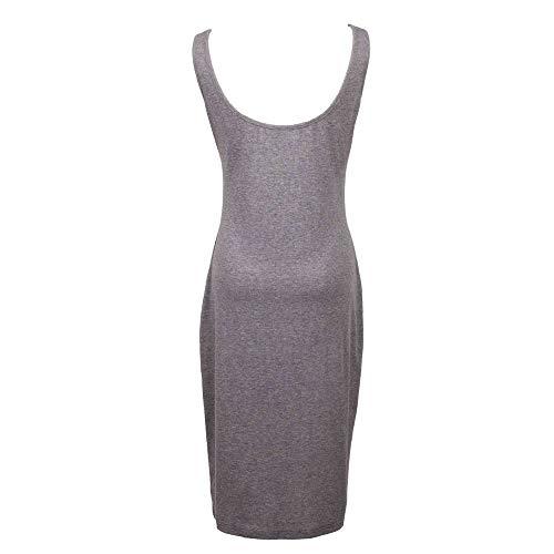 FrüHling Sommer Tragen Neue Frauen UnregelmäßIg Geteilten V-Ausschnitt Schlanke Sexy Kleid