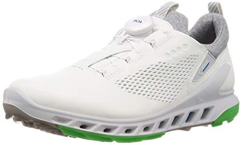 ECCO Herren M Golf Biom Cool Pro Boa 2020 Golfschuh, White, 46 EU