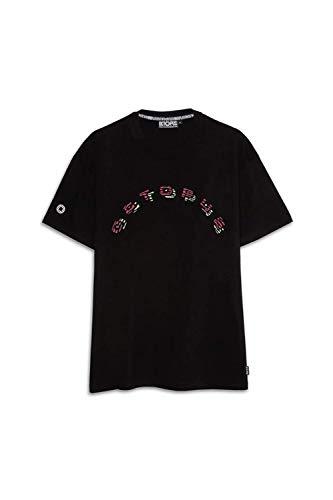 Octopus T-Shirt Manica Corta M-21S0TS26 Black L