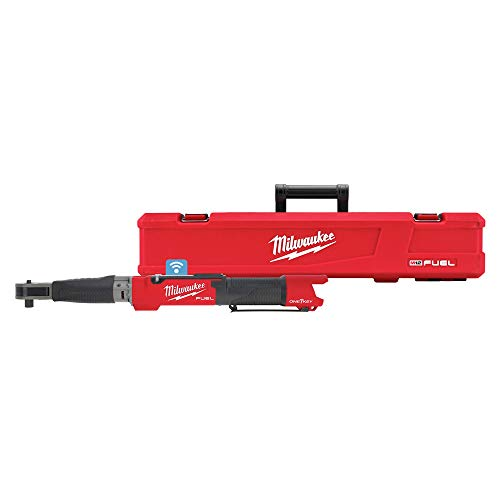 Milwaukee 2466-20 M12 FUEL Cordless Lithium-Ion 1/2 in. Digital Torque Wrench with ONE-KEY (Tool Only)