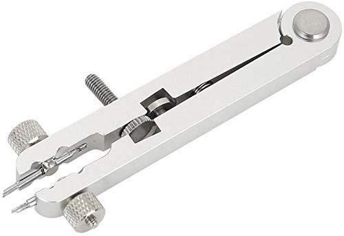 YAYY Changli Watch Bracelet Spring Bar Extractor de alicates estándar Reemplazar Herramienta de extracción Reemplazar Herramienta de extracción Kit de Pinzas-3 x alfileres de Pares(Upgrade)