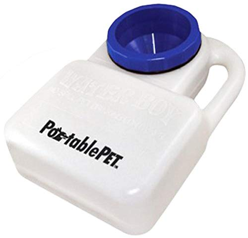 Heininger PortablePET Waterboy Travel Water Bowl for Pets