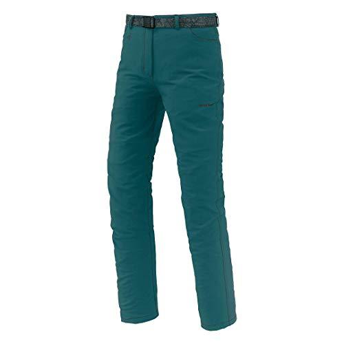 Trangoworld Elbert Pantalons Longs, Femme L Bleu