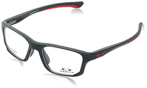 Oakley Crosslink Fit Monturas de gafas, Negro, 53 para Hombre