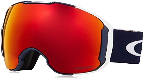 Oakley Airbrake XL Snow Goggles, USOC Blazing Eagle Frame, Prizm Torch Iridium Lens, Large
