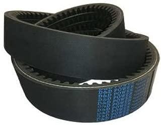 D/&D PowerDrive 2//3VX375 Banded Cogged V Belt
