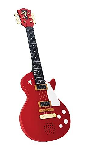 Simba- My Music World Guitarra de Juguete, Multicolor (6837110)