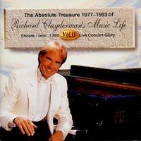 Richard Clayderman - The Absolute Treasure 1977~1993 Vol.2