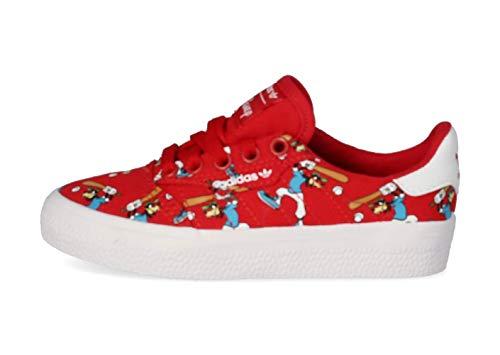 Zapatillas Adidas 3Mc C X Disney SPOR Escarl Rojo 30