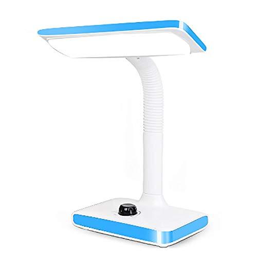 D Casa Tafellamp, oplaadbaar, 220 V/A, voor bureaulamp, oogbescherming, LED, deel 6 W/C B, deel 5 W 10 Correas