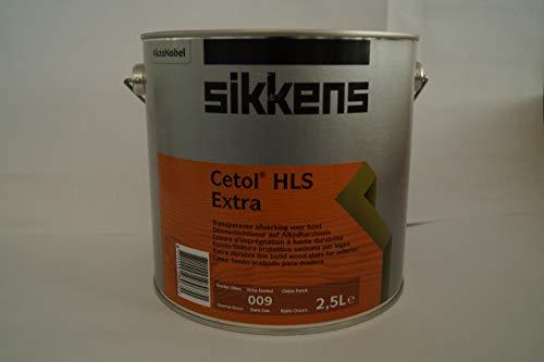 Sikkens Cetol HLS Extra, Eiche Dunkel, 2,5 L