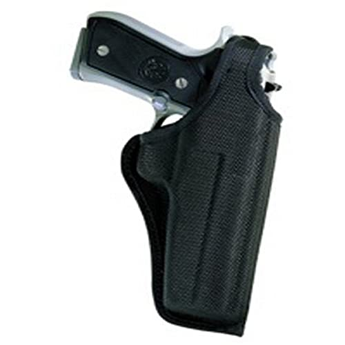 Bianchi Accumold Black Holster 7001 Thumbsnap (Size 4 S&W K Frame 4)