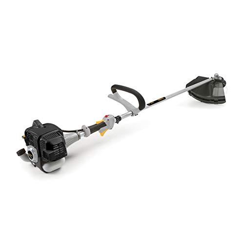 ALPINA Benzin-Motorsense ABR 42 (42,7 cm³ Motor, Arbeitsbreite 45 cm (Tap&Go-Faden), 25,5 cm (Messer), Tragegurt)