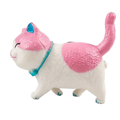 XINGYAO Imanes Decorativos Encantadora Serie Gato imán de refrigerador 3D imán de Gato decoración para el hogar Regalo Creativo Animal refrigerador Pegatina decoración (Color : B1)