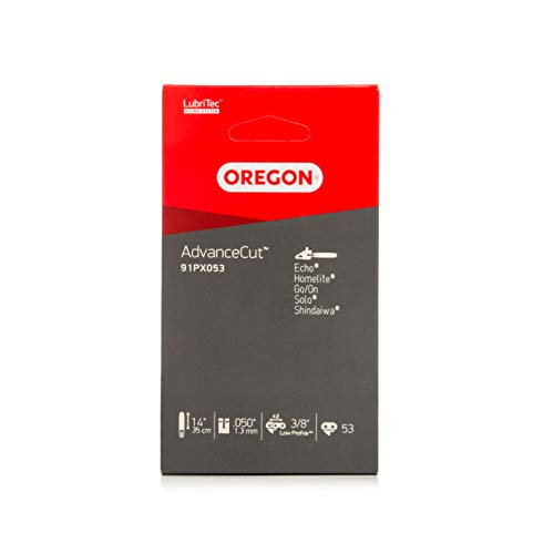 Oregon AdvanceCut 91PX zaagketting geschikt voor 35 cm AL-KO, Alpina, Blackline, Einhell, Gardol, Grizzly, Hanseatic, Hurricane, Mr. Gardener, MTD, Pattfield, Stiga kettingzaag, 53 aandrijfschakels